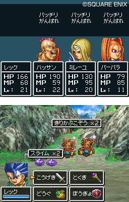 Dragon Quest 6 DS