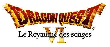 Dragon Quest 6 DS logo