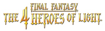 Final Fantasy: The 4 Heroes of Light logo